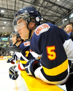 Aaron Ekblad (Terry Wilson/OHL Images)