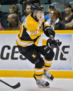 Roland McKeown of the Frontenacs (Photo by Terry Wilson / OHL Images)